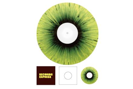 12inch レコードパック(スプラッター)